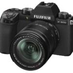 本日発売!FUJIFILM X-S10